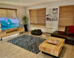 Main Loungeroom Ocean Grove Holiday House