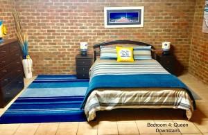 15-Bedroom-4-Queen Bed Downstairs